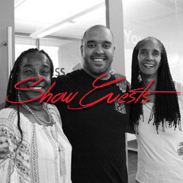 Racism in Small Business and Arts Show Guests